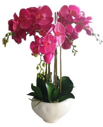 Искусственный цветок MN Artificial Flowers Orchid 3370060