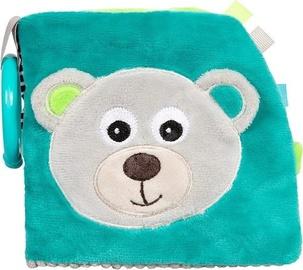 Canpol Babies Plush Education Book Bear Grey