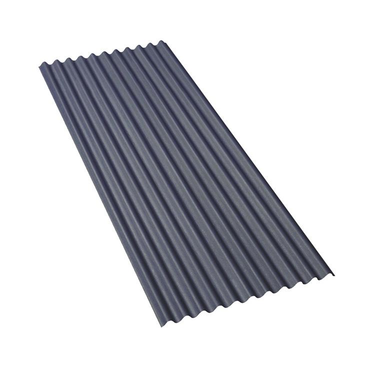 Banguotas bituminis lakštas Guttanit K11, juoda, 2x0.83 m