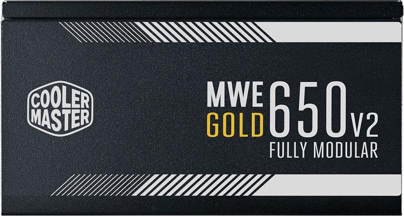 Cooler Master MWE Gold 650 V2 Full Modular