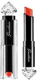 Lūpų dažai Guerlain La Petite Robe Noire Deliciously Shiny Lip Colour 043, 2.8 g