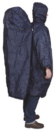 TravelSafe Backpack Poncho Navy S/M