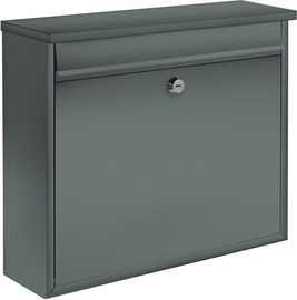 Vorel 78576 Mailbox 360x310x100mm Graphite