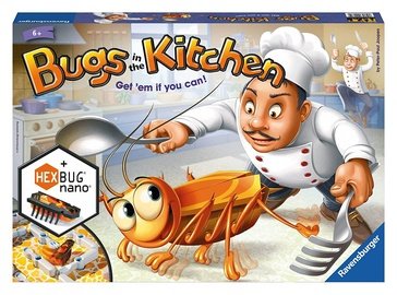 Stalo žaidimas Ravensburger Bugs In The Kitchen 22333