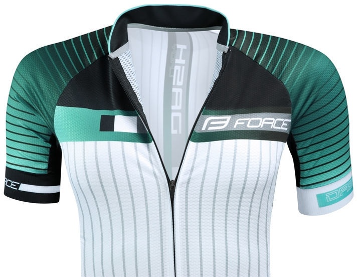 Force Dash Lady Jersey Turquoise L