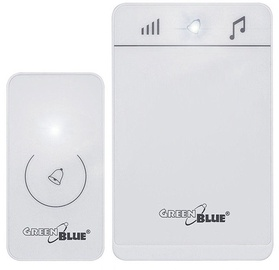GreenBlue GB111B Wireless Doorbell White