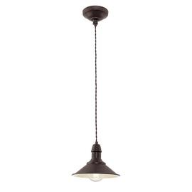 Pakabinamas šviestuvas Eglo Stockbury 49455, 1 x 60 W, E27