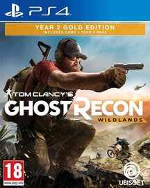 Tom Clancy's Ghost Recon: Wildlands Year 2 Gold Edition incl. Russian Audio PS4