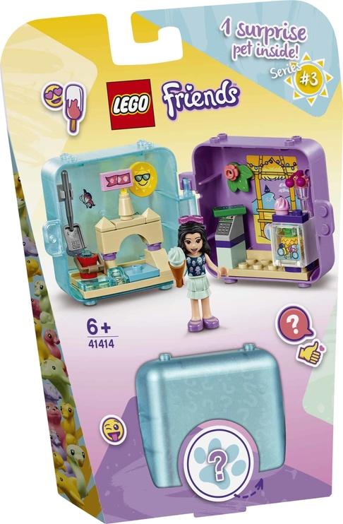 Конструктор LEGO® Friends 41414 Летняя игровая шкатулка Эммы