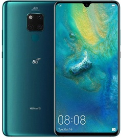Mobilusis telefonas Huawei Mate 20 X Emerald Green, 256 GB