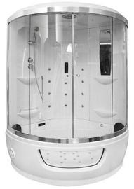 SN Shower UP1549 135x135x220cm White