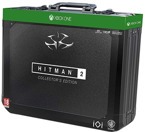 Hitman 2 Collector's Edition Xbox One
