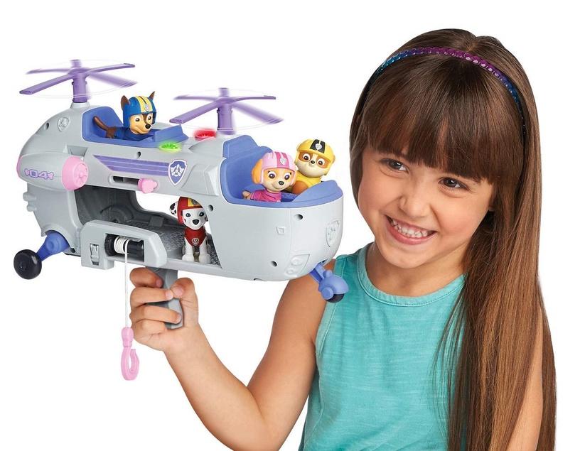 Žaislinė figūrėlė Spin Master Paw Patrol Ultimate Rescue Ultimate Helicopter