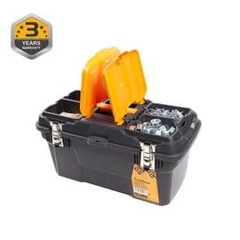 Įrankių dėžė Forte Tools, 26,3 x 25 x 49,4 cm