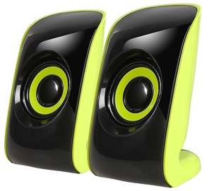 Tracer Chronos USB Speakers 2.0 Black