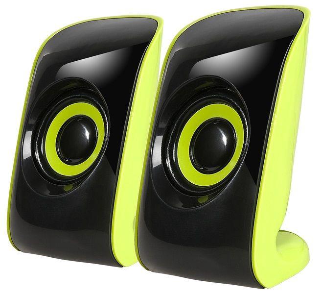 Tracer Chronos USB Speakers 2.0 Black