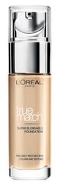 Kreminė pudra L´Oreal Paris True Match Super Blendable D3/W3, 30 ml