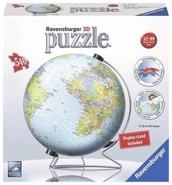 3D mīkla Ravensburer Globuss Earth 12436, 540 gab.