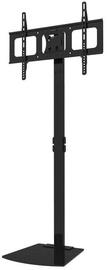 Televizoriaus laikiklis Techly Floor Stand 32-70'' Black