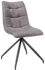 Valgomojo kėdė Signal Meble Olaf Light Grey, 1 vnt.