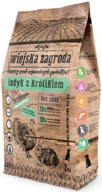 Сухой корм для собак Wiejska Zagroda Dog Dry Food Turkey & Rabbit 2kg