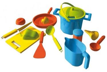Набор игрушек для песочницы Lena 05410, 14 шт.