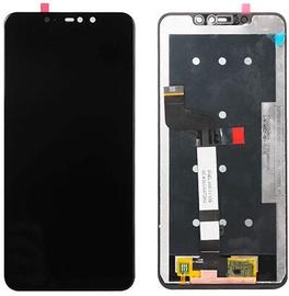 Mobilo tālruņu rezerves daļas Xiaomi Redmi 6 Pro Black LCD Screen
