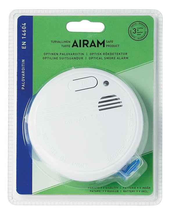 Airam Smoke Detector 7126600 White