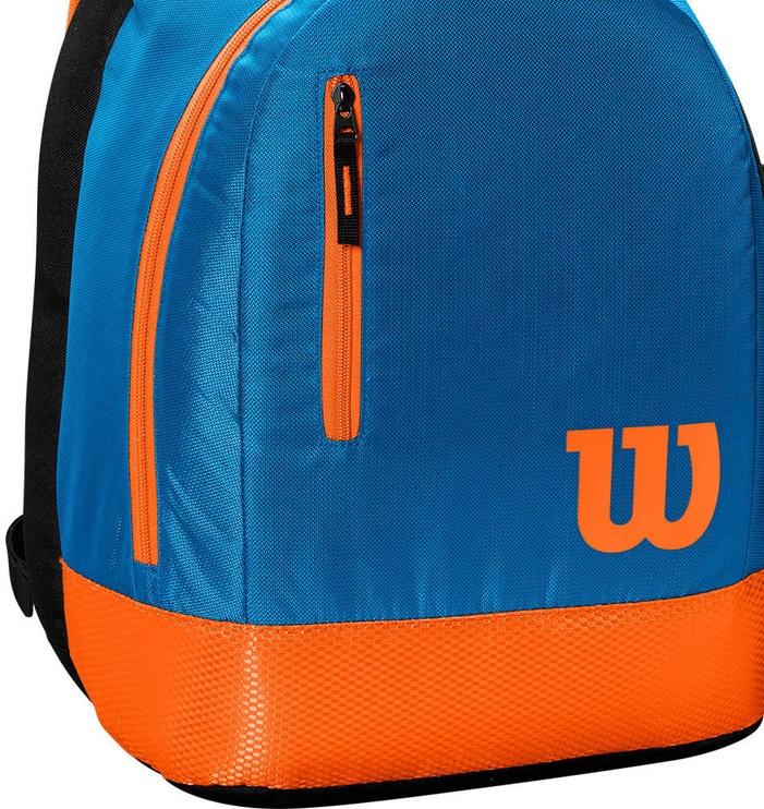 Wilson Youth Backpack Blue/Orange