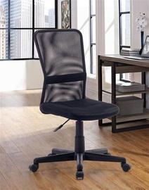 Biuro kėdė Paeroa, juoda