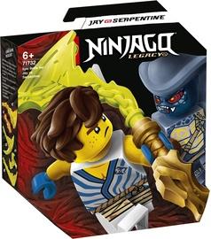 Konstruktorius lego Ninjago Jay vs. Serpentine 71732