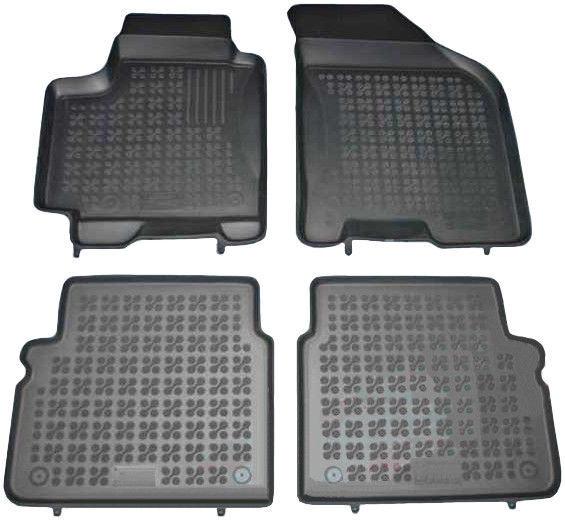 Резиновый автомобильный коврик REZAW-PLAST Chevrolet Lacetti 2003-2008