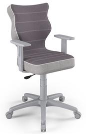 Детский стул Entelo Duo CR07, серый, 400 мм x 1000 мм