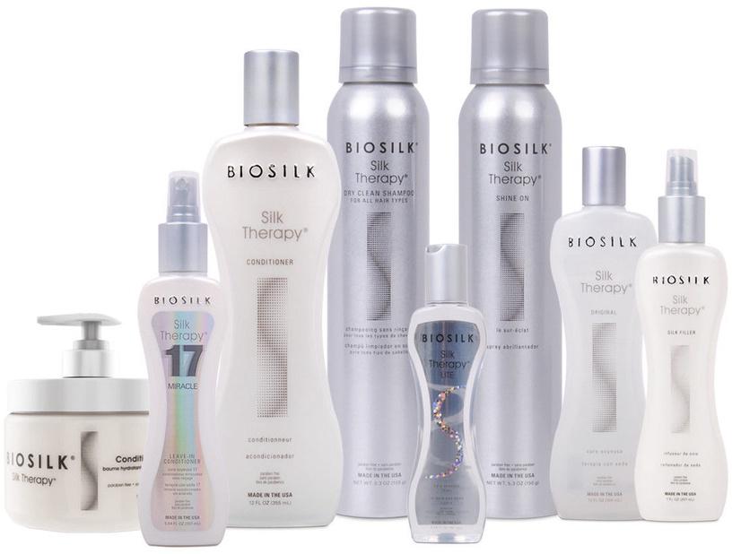 Plaukų kondicionierius Farouk Systems Biosilk Silk Therapy Conditioner, 355 ml