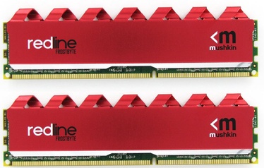 Mushkin Enhanced Redline 16GB 3200MHz 20CL DDR4 Kit Of 2 MRA4U320LLLM8GX2