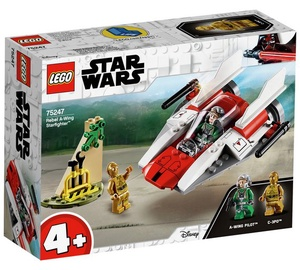 Konstruktors LEGO Star Wars Rebel A-Wing Starfighter 75247