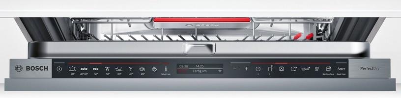 Įmontuojama indaplovė Bosch SMV88TX36E