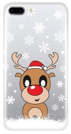 TakeMe Special Design Back Case For Samsung Galaxy S8 Plus Snow Deer