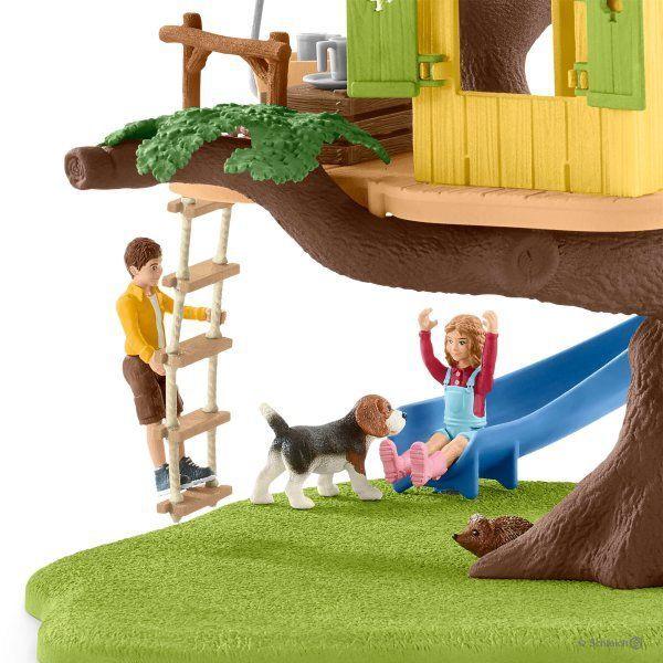 Žaislinė figūrėlė Schleich Adventure Tree House 42408