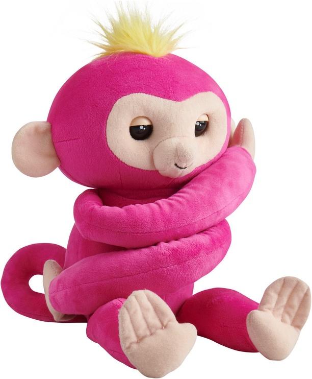 Fingerlings Plush Monkey Hugs Bella Pink 3532