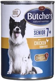 Влажный корм для собак (консервы) Butchers Senior Chicken & Rice 400g