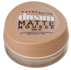 Maybelline Dream Matte Mousse SPF15 18ml 10