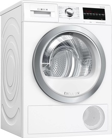 Bosch Serie 6 WTW85491BY Dryer White
