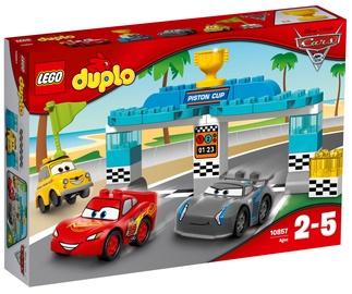 LEGO DUPLO Piston Cup Race 10857