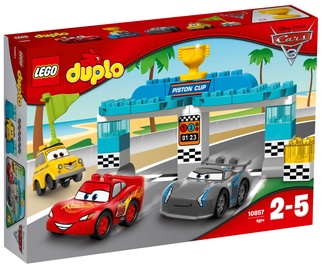 LEGO DUPLO Piston Cup Race 10857