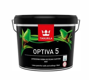 Vandeniniai akriliniai dažai Tikkurila Optiva Matt 5 BC Base 2.7l