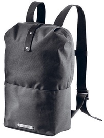 Brooks England Dalston Knapsack Medium 20l Black/Grey