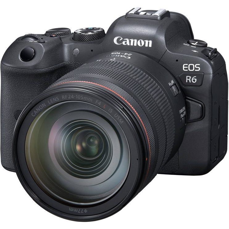 Canon EOS R6 + RF 24-105mm f/4L IS USM