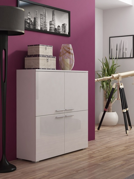 Cama Meble Como Chest Of Drawers White