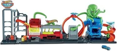 Komplekt Mattel Hot Wheels Ultimate Octo Car Wash Playset